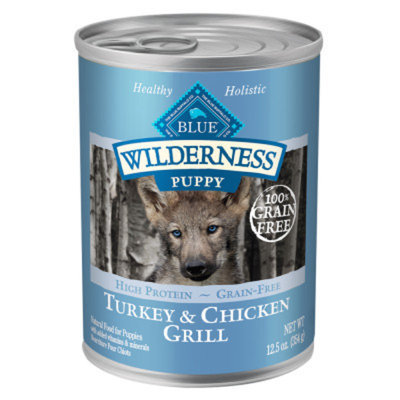Blue Buffalo BLUE WildernessTM Puppy Food