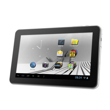 D2 - Pad Tablet with 4GB Memory - White