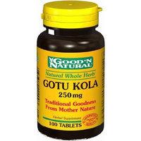 Good'n Natural Good 'N Natural - Gotu Kola 250 mg. - 100 Tablets
