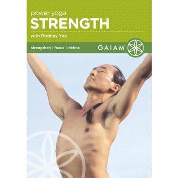 Gaiam Power Yoga: Strength DVD with Rodney Yee