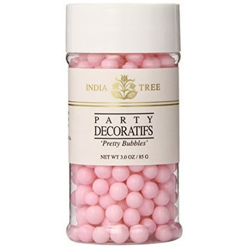 India Tree Pretty Bubbles Decoratifs, 3 oz (Pack of 3)
