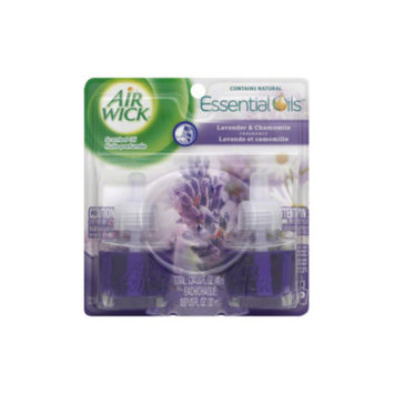 Airwick Air Wick Twin Oil - Lavender and Chamomile, 1.34 oz