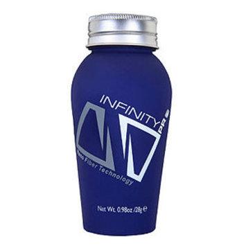 Infinity Hair Loss Concealing Fibers for Women or Men, Medium Brown, .98 oz