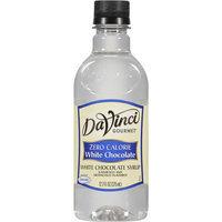 DaVinci Gourmet White Chocolate Syrup, 12 oz