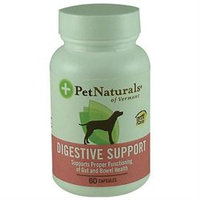 Pet Naturals of Vermont Digestive Support for Dogs - 60 Capsules
