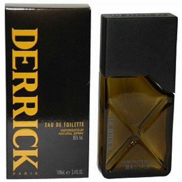 Derrick Eau de Toilette Spray, 3.4 fl oz
