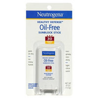 Neutrogena® Oil-Free Sunblock Stick SPF 30