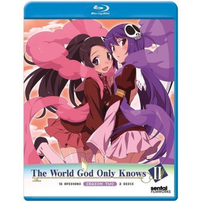The World God Only Knows: Season Two (Blu-ray) (Widescreen)