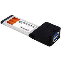StarTech Startech.com ECUSB3S2 2 Port ExpressCard Adapter