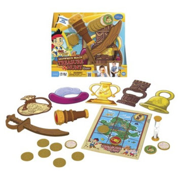 Jake and the Neverland Pirates Jake and The Never Land Pirates Shipwreck Beach Treasure Hunt Game