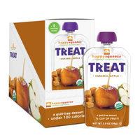 Happy Squeeze Organic Treats Caramel Apple