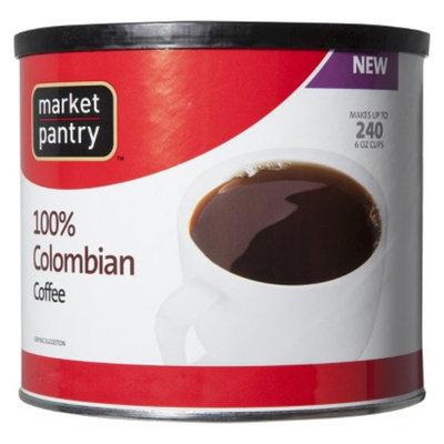 market pantry Market Pantry 100% Columbian Coffee 27.8oz