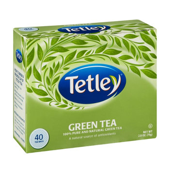 Tetley Green Tea Bags - 40 CT