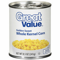 Great Value Golden Sweet Whole Kernel Corn