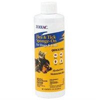 Farnam Pet Products Farnam Pet Dog Z-59 Flea & Tick Sponge On Dot Cat 8oz