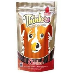 Plato Pet Treats - Thinkers Dog Treats Chicken Sticks - 10 oz.