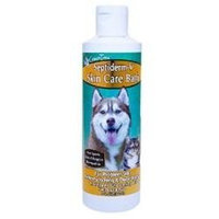 American Animal Health NaturVet Septiderm V Skin Care Bath - 8 oz.