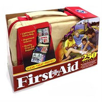 Be Smart Get Prepared First Aid Kit 250 Pieces