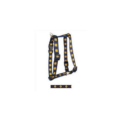 Yellow Dog Design H-GA100XS Green Argyle Roman Harness - Extra Small