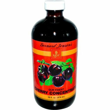 Bernard Jensen Our Finest Cherry Concentrate 16 fl oz