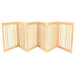 Dynamic Accents 6 Panel Outdoor Pet Gate - 32 in.