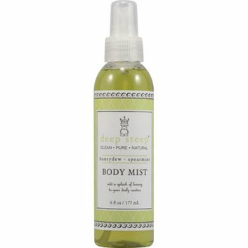 Deep Steep Body Mist Honeydew Spearmint 6 fl oz