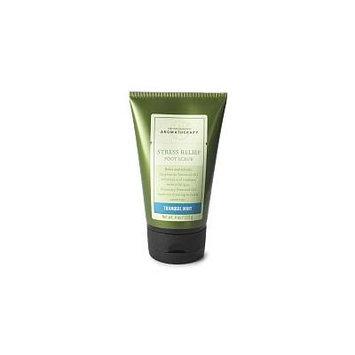 Bath & Body Works Aromatherapy Stress Relief Foot Scrub ~ Tranquil Mint ~ 4 oz. (113 g)