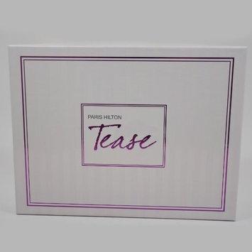 Paris Hilton Tease Women Gift Set (Eau De Parfum Spray, Bath and Shower Gel, Shimmering Body Lotion)