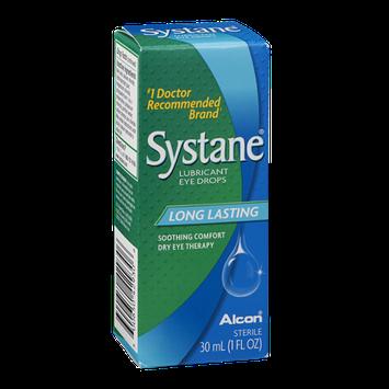 Systane Lubricant Eye Drops Long Lasting