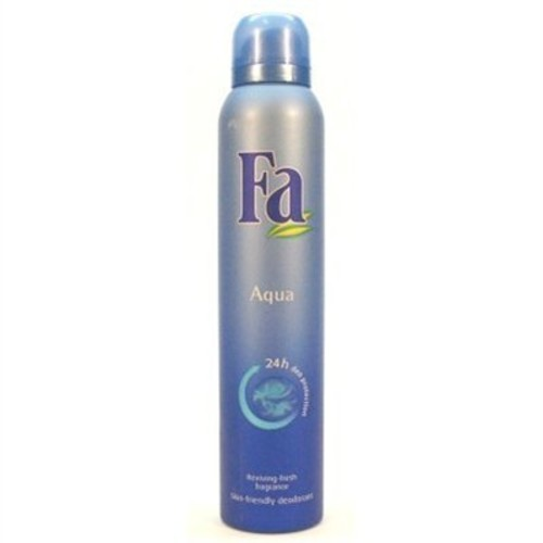 Abercrombie Fitch Fa Deodorant 6.75oz Spray Aqua []