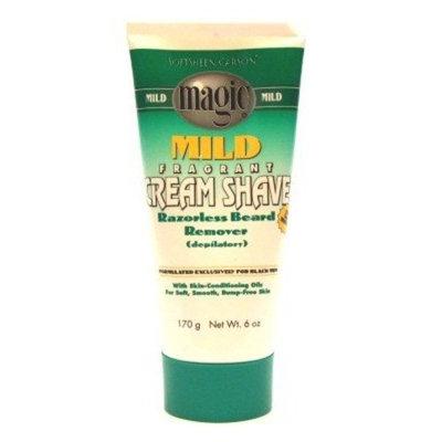 SoftSheen Carson Magic Mild Sensitive Skin Razorless Cream Shave