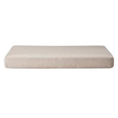 Smith & Hawken Premium Quality Solenti Chair Cushion - Cream