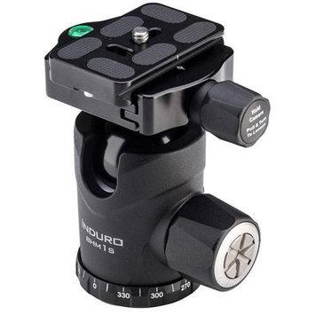 Induro BHM1S Ballhead with PU60 Arca-Swiss Style Camera Plate