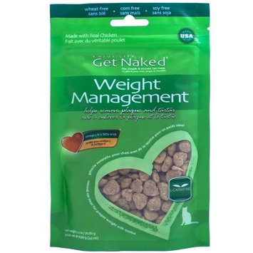 Npic Get Naked Weight Management Crunchy Cat Treats