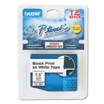 Kmart.com Brother P-Touch TZ Tape Cartridge, 1-1/2