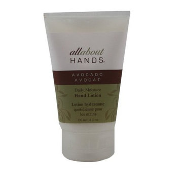 All About Daily Moisture Hand Lotion, 4-Ounce (Pack of 2)