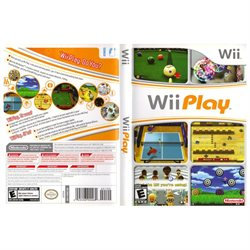 Wii Play-game only