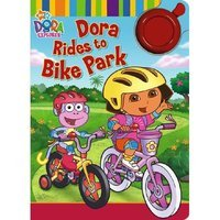 Dora Rides to Bike Park [With Bell]