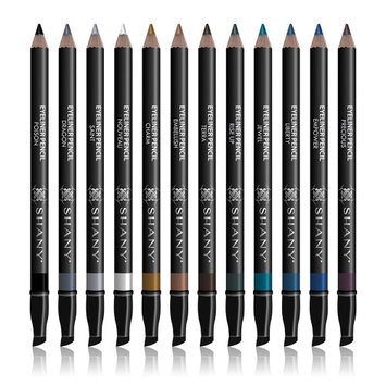 Shany Slim 12 Shades Eye Liner Pencil Set