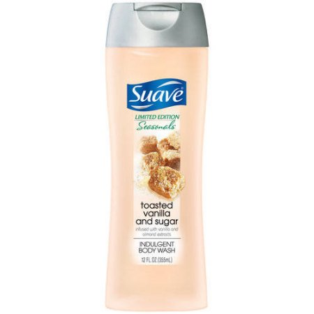 Suave® Limited Edition Seasonals Toasted Vanilla and Sugar Indulgent Body Wash