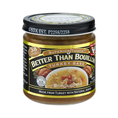 Superior Touch Better Than Bouillon Turkey Base