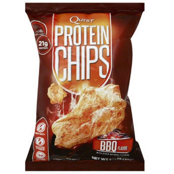 Quest BBQ Flavor Protein Chips, 1.125 oz, (Pack of 6)