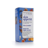 Skin Appetit Nutri-pro Night Serum, 1-Ounce Boxes