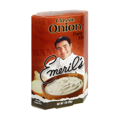 Emeril's Classic Onion Party Dip Mix