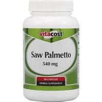 Vitacost Brand Vitacost Saw Palmetto -- 540 mg - 90 Capsules