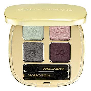 Dolce & Gabbana The Eyeshadow Smooth Eye Colour Quad Fabulous 155