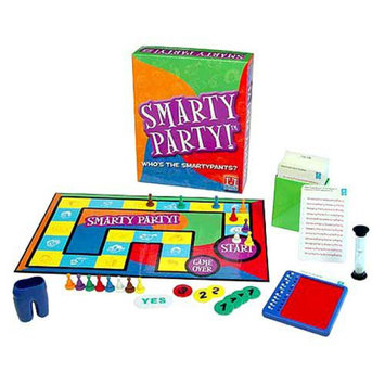 R & R Games 955 Smarty Party