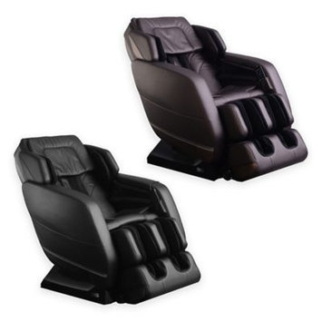 Infinite Therapeutics Infinity Evoke Chocolate Brown Zero-Gravity Massage Chair