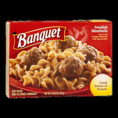 Banquet Swedish Meatballs