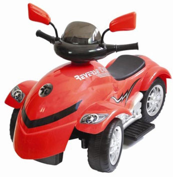 New Star Cyclone Battery Operated Riding Toy - Red